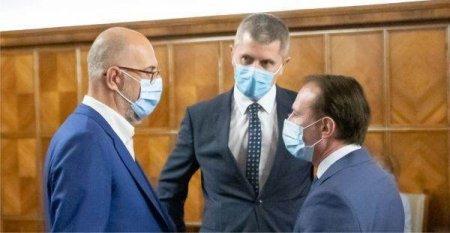 CRIZA POLITiCA Sedinta Birourilor Permanente pe tema motiunii de cenzura USR PLUS-AUR se va relua