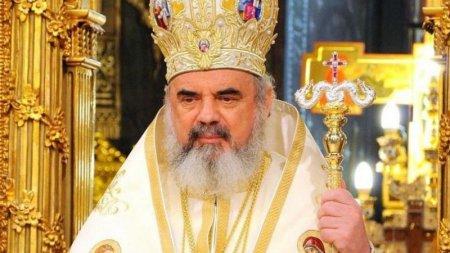 Omagiul Patriarhului Daniel pentru Ivan Patzaichin si Ion Caramitru
