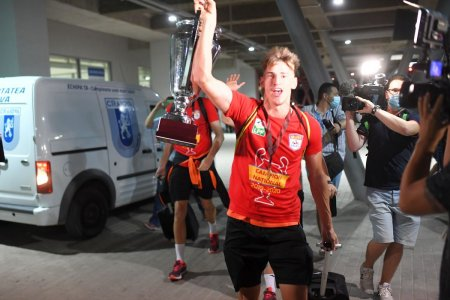 Dinamo face o mutare importanta: imprumuta un triplu campion cu CFR Cluj