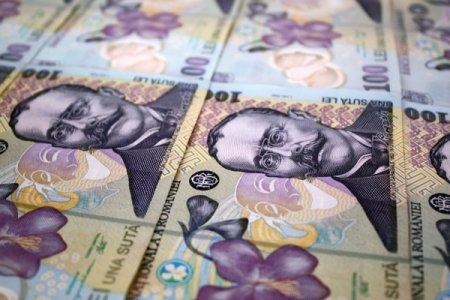 Ministerul de Finante a redeschis obligatiuni scadente in 2034 si a luat 300 mil. lei de la banci, in linie cu nivelul programat, la o dobanda de 4,34% pe an