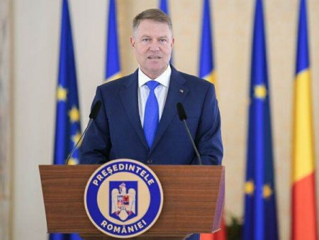 Klaus Iohannis va efectua o vizita oficiala in Elvetia