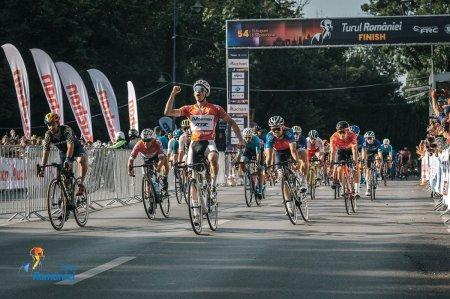 Polonezul Jakub KACZMAREK a castigat cea de-a 54-a editie a Turului Romaniei. Romanul Serghei Țvetcov a ocupat locul doi