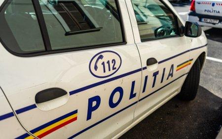 Un minor, aflat sub influenta alcoolului, a fost prins in timp ce conducea o masina furata de la bunica lui
