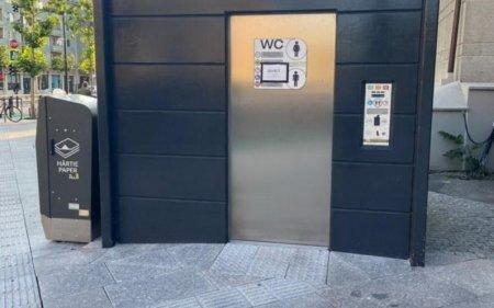Toalete inteligente in Cluj-Napoca! Suma fabuloasa pe care o plateste Emil Boc pentru o singura bucata