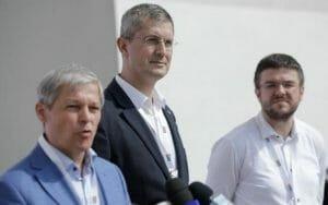 <span style='background:#EDF514'>BREAK</span>ING NEWS. Ministrii USR PLUS au demisionat. Florin Citu este vinovat