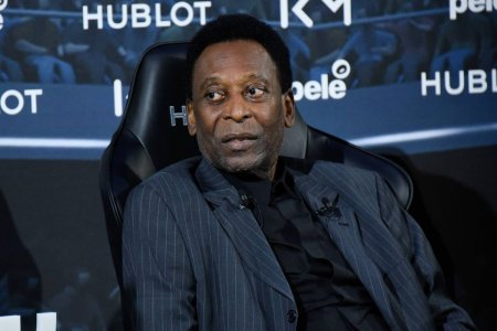 Pelé e bolnav: a fost internat in spital si i s-ar fi descoperit o afectiune, dar ascunde motivul suferintei