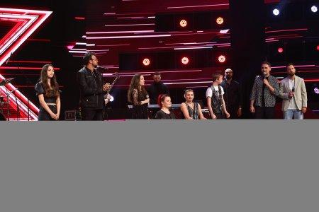 X Factor 2021, 6 septembrie. <span style='background:#EDF514'>ANDRADA</span> Precup a revenit pe scena show-ului. Invitatii speciali alaturi de care a emotionat juriul
