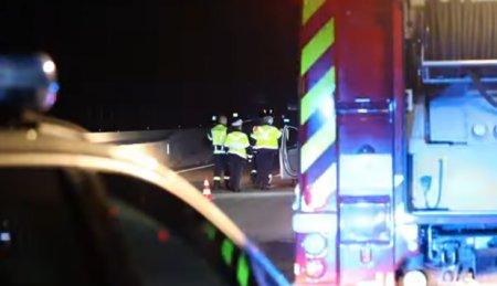 Șofer roman, in stare de soc dupa ce a accidentat mortal un om pe autostrada din Austria: Am crezut ca este un cerb