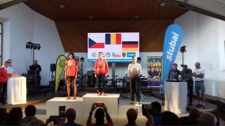 <span style='background:#EDF514'>NICOLETA</span> Sasu a castigat medalia de aur la Campionatul Mondial de Alergare Montana