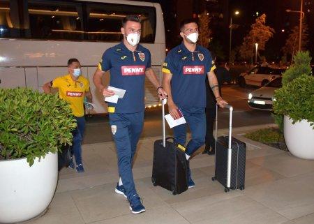 Nationala Romaniei a ajuns la Skopje! Trupa lui Radoi, gata de meciul cu Macedonia de Nord