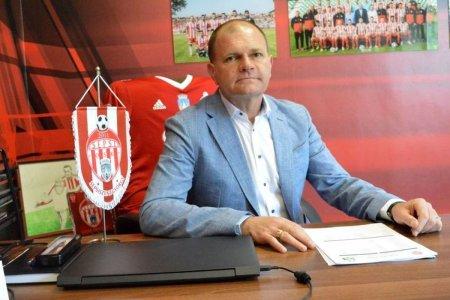 Conducerea lui Sepsi, despre posibila schimbare a lui Leo Grozavu: ,,Nu discutam despre asta, are toata sustinerea noastra