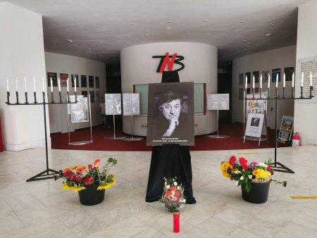 <span style='background:#EDF514'>MINISTRUL CULTURII</span>: Sala Mare a Teatrului National Bucuresti se va numi Ion Caramitru