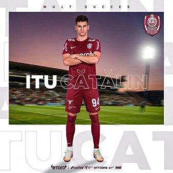 Dinamo transfera de la CFR Cluj