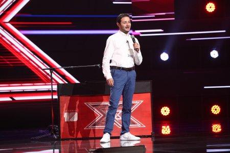 X Factor 2021, 6 septembrie. Ștefan J Doyle a impresionat juriul cu interpretarea impecabila a piesei Tiny <span style='background:#EDF514'>DANCE</span>r