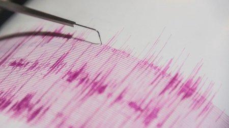 Cutremur in Romania, marti dimineata. Ce magnitudine a avut si unde s-a resimtit