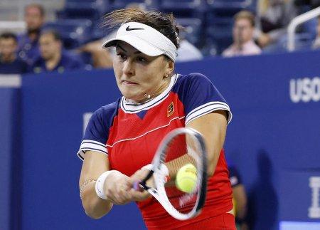 Bianca <span style='background:#EDF514'>ANDREESCU</span>, OUT de la US Open! Eliminata in optimi dupa un meci maraton