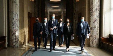 Dan Barna: Am inregistrat si depus demisiile la cabinetul premierului
