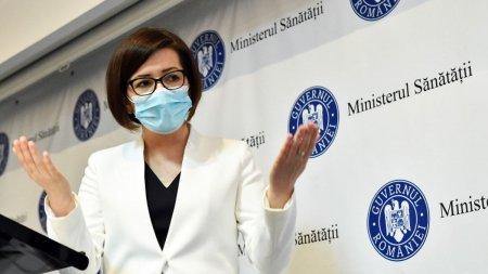 Ministrul demisionar al Sanatatii, Ioana Mihaila, si-a prezentat bilantul, dupa patru luni de mandat