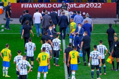Brazilia ar putea fi exclusa din calificarile pentru Mondial!