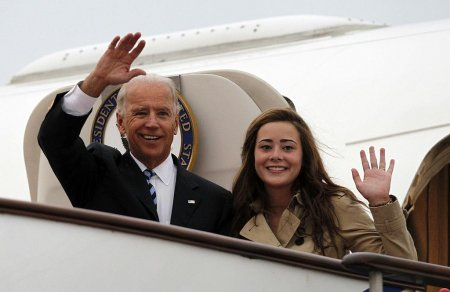 Naomi Biden, nepoata presedintelui american Joe Biden s-a logodit. Cum arata cel care ii va deveni sot in curand