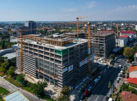 Euroins Romania, jucator important in piata locala de asigurari, inchiriaza 2.500 mp de birouri in proiectul J8 Office Park dezvoltat de Portland Trust in apropiere de statia de metrou <span style='background:#EDF514'>JIUL</span>ui din Capitala