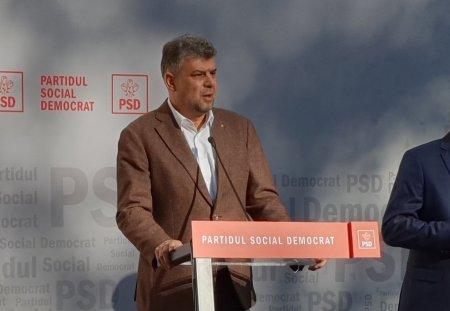PSD ii cere lui Klaus Iohannis sa puna capat crizei politice prin solicitarea <span style='background:#EDF514'>DEMISIE</span>i premierului Citu