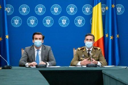 Valeriu Gheorghita: Campania de vaccinare in invatamantul preuniversitar debuteaza pe 13 septembrie
