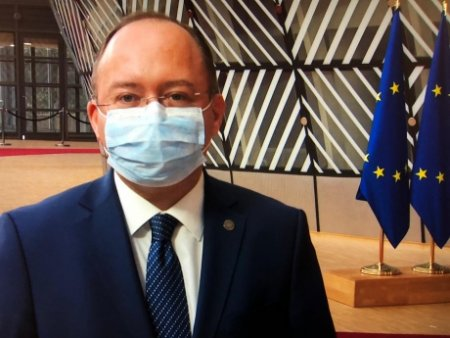 Ce asigurari da Bogdan Aurescu omologilor sai, in plina criza <span style='background:#EDF514'>POLITICA INTERNA</span>