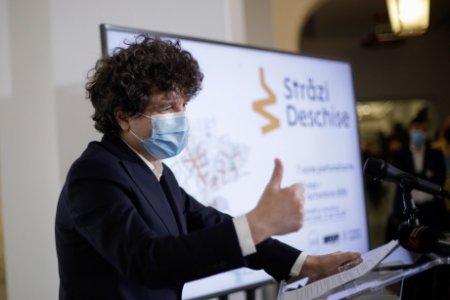 Nicusor Dan anunta ca s-a votat <span style='background:#EDF514'>RECTIFICAREA BUGETARA</span>: va reporni un proiect CRUCIAL din Capitala