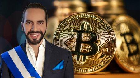 El Salvador este fi prima tara din lume care adopta Bitcoin ca si moneda oficiala