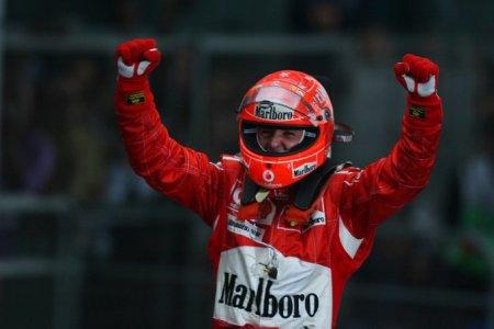 Detalii imbucuratoare despre starea lui Michael Schumacher