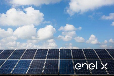 Enel X Romania construieste o centrala <span style='background:#EDF514'>FOTOVOLTAIC</span>a de 1 MWp pentru Compa Sibiu