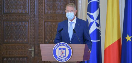 Iohannis, despre criza guvernamentala: Va garantez ca vom gasi cele mai bune solutii. Nu ne abatem de la par<span style='background:#EDF514'>CURSUL EURO</span>pean