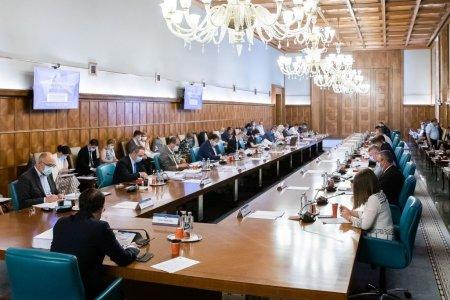 Florin Roman, vicepresedintele Camerei Deputatilor: Unii <span style='background:#EDF514'>DEMNITARI</span> USR-PLUS vor sa ramana pe functii. Decizia PNL