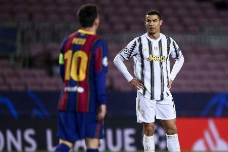 Raspunsul genial al lui Cristiano <span style='background:#EDF514'>RONALDO</span> la intrebarea Cine a fost cel mai mare fotbalist impotriva caruia ai jucat?