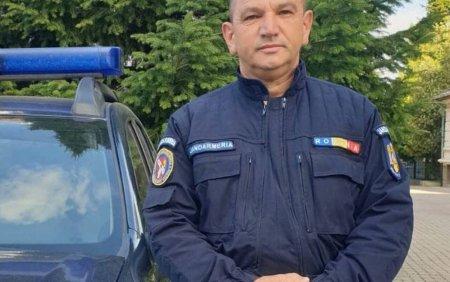 Un jandarm care se ducea acasa a salvat trei victime dintr-un accident grav