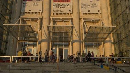 Muzeul National de <span style='background:#EDF514'>ARTA CONTEMPORANA</span> da in judecata Ministerul Afacerilor Externe: Sute de lucrari de patrimoniu nu au fost restituite