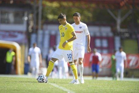 Romania U21 - Georgia U21 » Nationala lui Bratu, amical la Voluntari » Cum poate arata primul 11