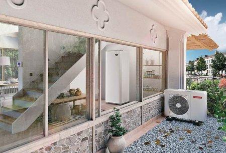 <span style='background:#EDF514'>ARISTON</span> Thermo Romania popularizeaza tehnologia momentului in confortul termic - pompele de caldura aer-apa Nimbus S Net