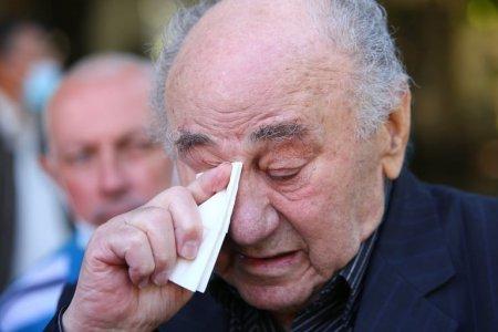 Cel mai varstnic campion olimpic roman, prezent la inmormantarea lui Ivan Patzaichin