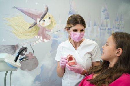 Dr. Denisa Zaharia: Controlul stomatologic inainte de inceperea scolii este obligatoriu