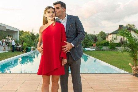 Simona Halep anunta cand se casatoreste cu Toni Iuruc: M-a dat de gol domnul Nastase