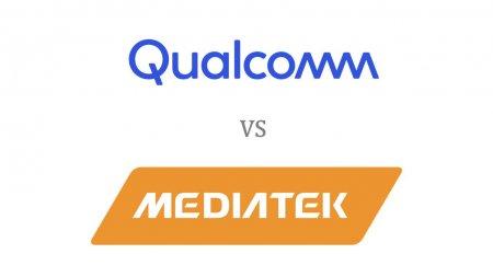 MediaTek detine in prezent 43% din piata de chipseturi mobile, comparat cu 24% pentru Qualcomm