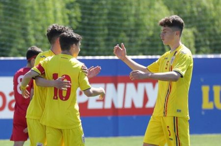 Infrangeri pentru Romania U17 si U19 in meciurile amicale cu Norvegia si Bosnia