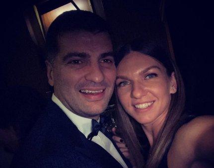 Simona Halep a anuntat cand se casatoreste cu Toni Iuruc. Am emotii