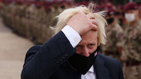 Guvernul britanic creste taxele, dupa cheltuielile masive facute in timpul pandemiei