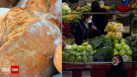 Romanii, amenintati de un nou val de scumpiri la alimente: Graul de panificatie se vinde acum la preturi record