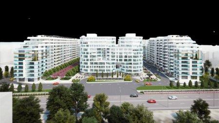 Grupul Axxis vrea sa construiasca un hotel de 5 stele si 6 blocuri cu apartamente de lux in Mamaia Nord