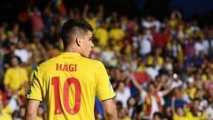 <span style='background:#EDF514'>IANIS HAGI</span> are Covid-19. A fost testat inaintea meciului Romania – Macedonia de Nord