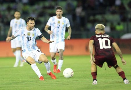 Cereri pentru 200.000 de bilete la meciul Argentina – Bolivia. Platforma online s-a blocat imediat